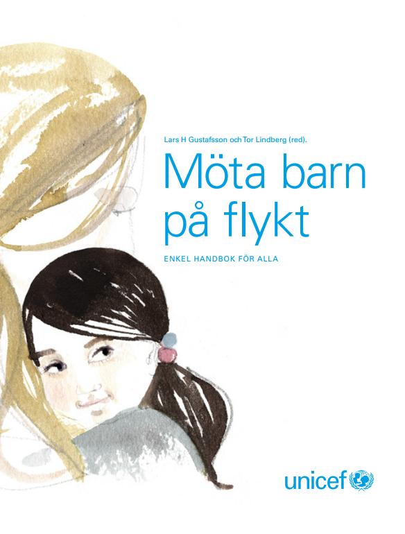 Möta barn på flykt - enkel handbok för alla Bokomslag